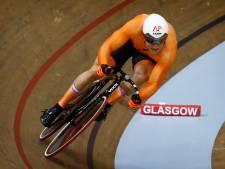 Hoogland op EK naar halve finale sprint