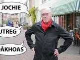 Engels en straattaal rukken op, moa woar wordt er nog eg Utregs geproat?