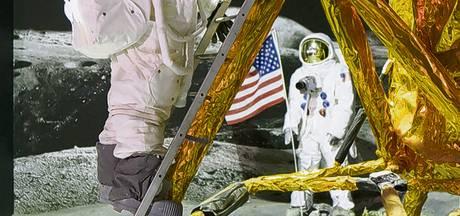 Leerlingen Markland op bezoek bij training ruimtevaarders