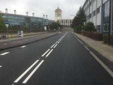 Na vier maanden is de Lansinkesweg in Hengelo weer open