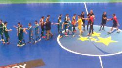 VIDEO: Futsalkampioen Halle-Gooik stunt deze keer wél tegen Europese nummer vier Dynamo Moskou