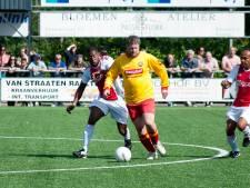 Burgemeester Raalte - Sjaak Swart: 0-7