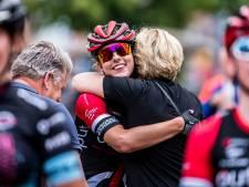 Femke Gerritse knalt naar de titel op NK junioren