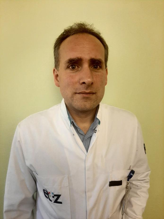 Viroloog Jean-Luc Murk