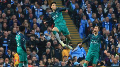 VIDEO. Dit was de doelpuntenkermis tussen Manchester City en Tottenham