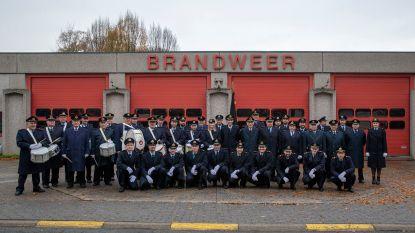 Sint-Barbarafeest voor brandweerpost Kluisbergen