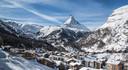 Matterhorn, Zermatt, Zwitserland.