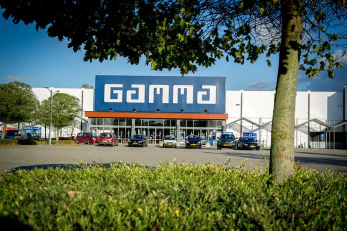 Op De Heuve zit onder meer Gamma.