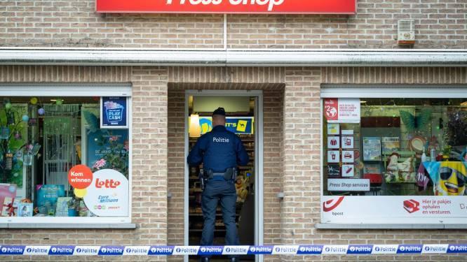 Overvallers van Press Shop in Itegem sloegen enkele uren eerder al toe in Diegem