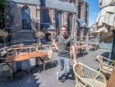 Grotere terrassen worden blijvertje in de Delftse binnenstad