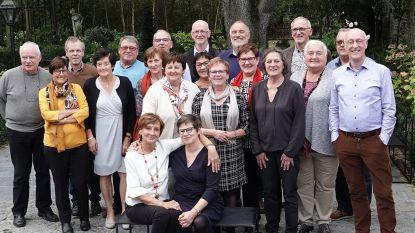 65-jarigen Oostwinkel vieren samen verjaardag