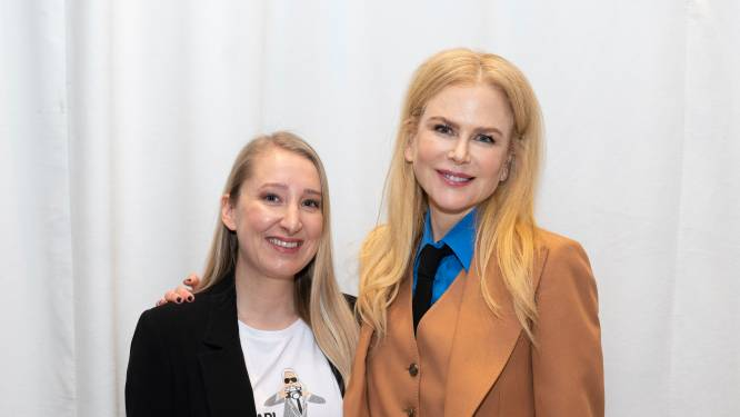"""INTERVIEW. Nicole Kidman staat naast Hugh Grant in 'The Undoing': """"Hij heeft zijn motivatie teruggevonden"""""""