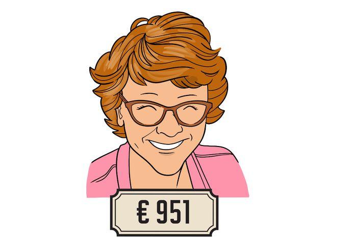 Jolanda (54) maakt en verzorgt koffiemachines bij bedrijven.