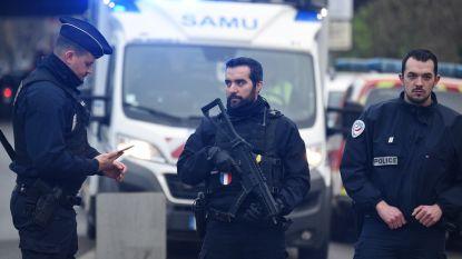 """Agenten hebben het vuur geopend op man (28) die hen met mes bedreigde en """"Allah Akbar"""" riep in Metz"""
