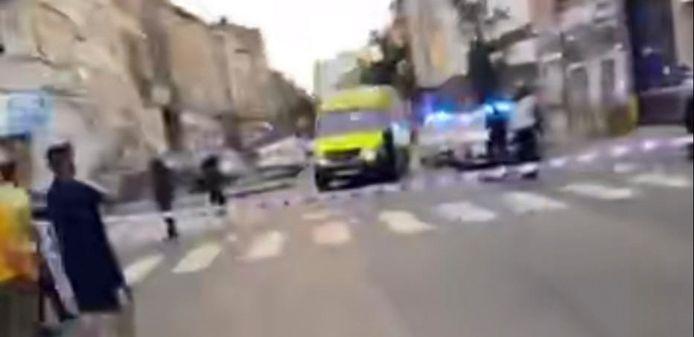 De schietpartij gebeurde in de buurt van een café in Anderlecht.