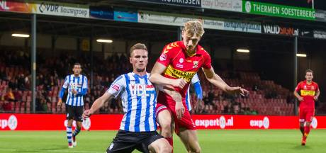 Bekeravontuur FC Eindhoven alweer ten einde: Go Ahead met 2-0 te sterk