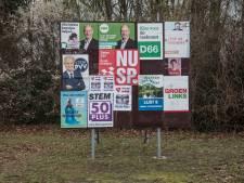 56 Brabantse politici op zowel lijst van Provinciale Staten als Waterschappen