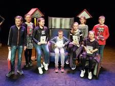Acht winnaars halve finale Brabantse Voorleeswedstrijd