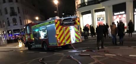 Ontruimingen wegens gaslek in centrum Londen