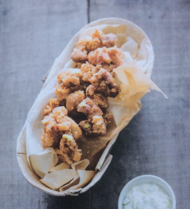 Kentucky fried chicken.