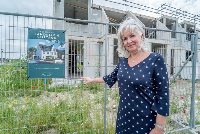 Ina Mantjes vertrekt na zes jaar als fractievoorzitter van Gemeentebelangen Pijnacker-Nootdorp.