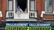 Aantal faillissementen in België komt in buurt van recordjaar 2013