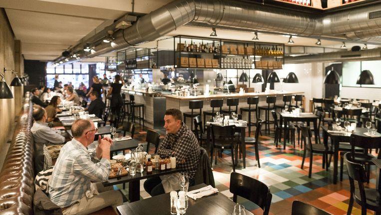 Restaurant Julius Bar and Grill Beeld Rink Hof