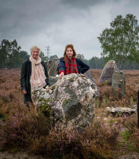 Hoe twee vrouwen zware stenen van hoop naar Arnhem sjouwen