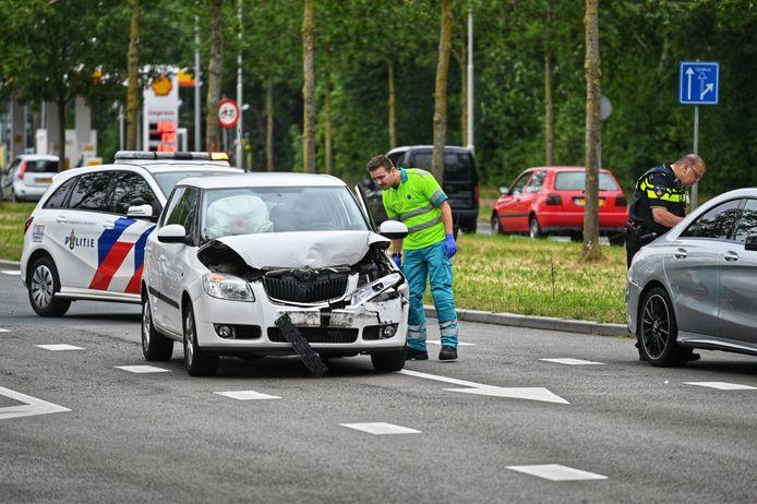 Hoe het ongeval op de Ettensebaan in Breda heeft kunnen gebeuren, is niet bekend.