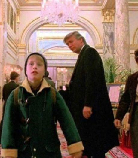 """Trump coupé au montage de """"Maman, j'ai encore raté l'avion"""" sur une chaîne canadienne"""