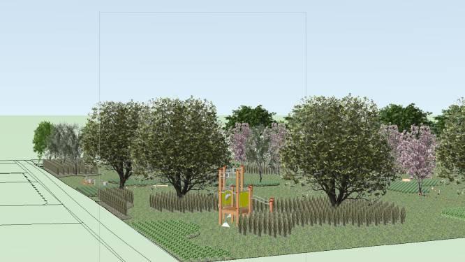 Broekpark wordt in voorjaar 2021 verder ingericht als speel- en ontmoetingsplaats