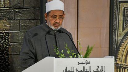 Voornaamste imam Egypte wil aanzetten tot religieuze haat verbieden in wet