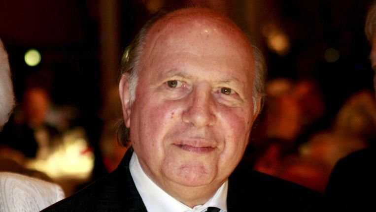 Imre Kertesz in 2008 Beeld reuters