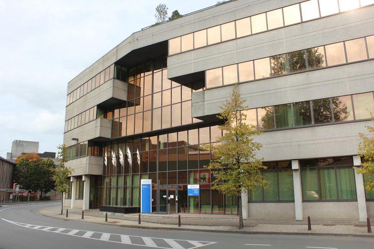 Het gebouw van Tereos Syral in de Burchtstraat.