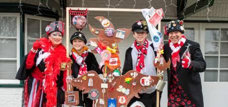 Het 'Tullepetaon Optaokele' van de familie Berwers is een hit: 'Zo toch het carnavalssfeertje oproepen'