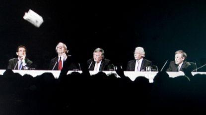 Maurice Lippens en andere toplui ontsnappen aan vervolging in Fortis-dossier