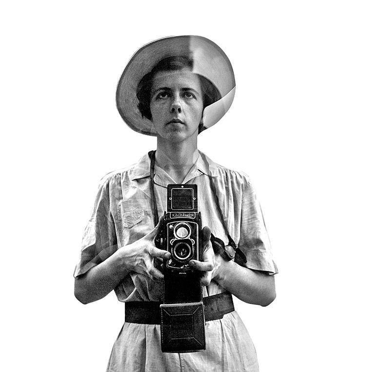 Vivian Maier. Beeld Alamy Stock Photo