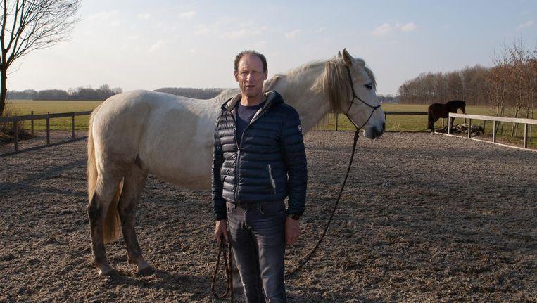 Maarten Ducrot: 'Ik heb geen hoge pet op van de Skyploeg: ze vertonen ethisch laakbaar gedrag en ik vind dat ze aan koersvervalsing doen.' Beeld Rogier van 't Slot
