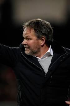De Graafschap-trainer De Jong: 'Gat slaan met NAC Breda'