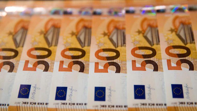 Vorig jaar werd ruim 171 miljoen euro afgepakt van criminelen Beeld ANP
