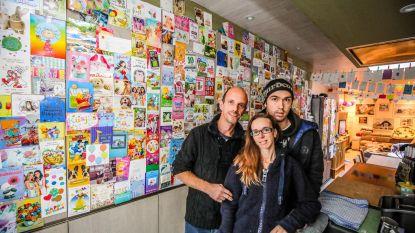 Aïsha (10) schenkt 250 euro aan Koekegoed