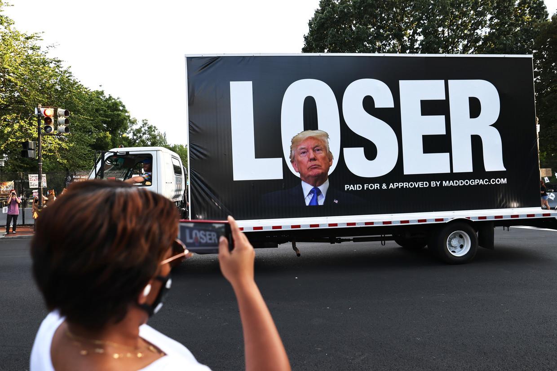 Protesten in Washington.