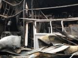 Eigenaar Merktrans reageert op de brand die zijn bedrijf verwoestte