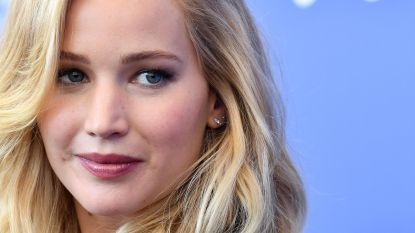 """Jennifer Lawrence is weer vrijgezel"""
