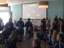 Kampioensfeestje Klarenbeek flink verpest