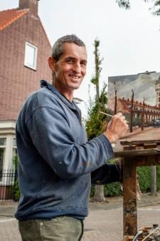 Zo schildert Jos (55) uit Roosendaal de mooiste plekjes van zijn stad: 'Ik ga pas naar huis als ik tevreden ben'