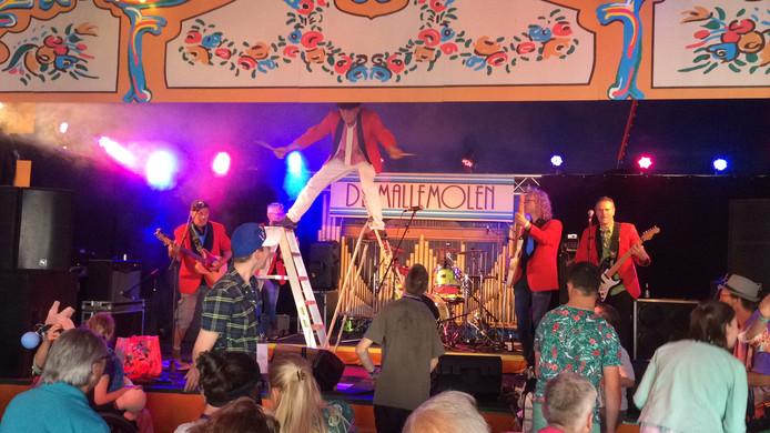 Impressie van familiefestival Kuylkamp in Breugel