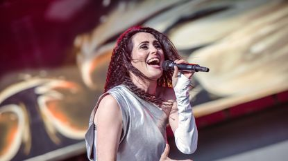 "Within Temptation zangeres Sharon den Adel is een die-hard superheldenfan: ""Mijn zoon heet Logan, de mensennaam van Wolverine"""
