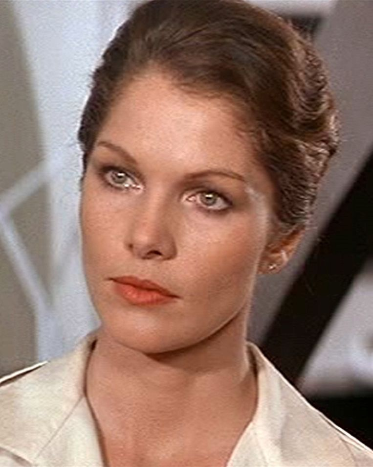 Lois Chiles als Holly Goodhead in Moonraker (1979) Beeld