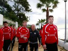 NEC in winterstop op trainingskamp in Spanje